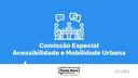 Câmara institui comissão especial sobre acessibilidade e mobilidade urbana