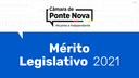 Mérito Legislativo 2021: saiba quem receberá a homenagem nesta sexta (24)