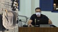 Vereador Wagner Gomides denuncia más condições de equipamentos de servidores da SEMOB